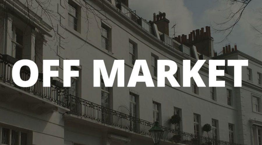 London Off Market Property