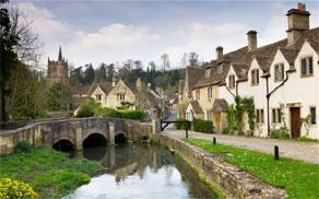 Buying Agents Wiltshire Village