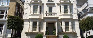A prime central london property